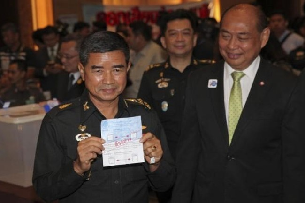 Đại tướng Chalermchai Sittisart. (Nguồn: bangkokpost.com)