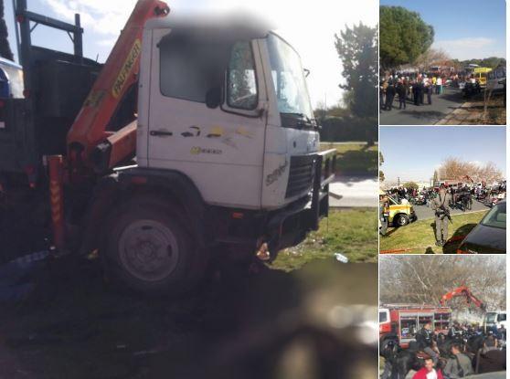 Tấn công bằng xe tải ở Jerusalem: 4 người chết, 15 người bị thương