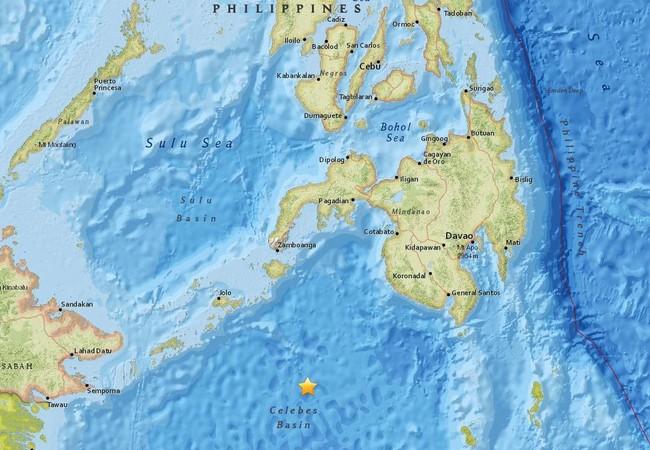 Tin nóng: Động đất mạnh 7.3 độ richter tấn công Philippines (ảnh mnh họa)
