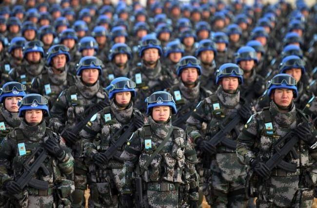 Trung Quốc mạnh tay trấn áp tội phạm liên quan tới quân đội