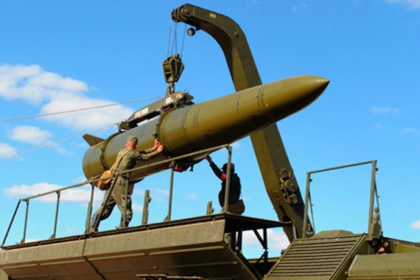 Tên lửa đạn đạo Iskander của Nga