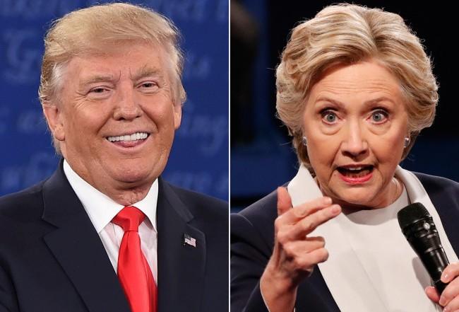 Cuộc tranh luận thứ hai đã biến thành cuộc đấu khẩu tàn độc