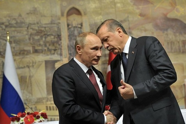 Nga và Thổ Nhĩ Kỳ có vẻ đã tìm được tiếng nói chung trên nhiều vấn đề sau giai đoạn khủng hoảng quan hệ
