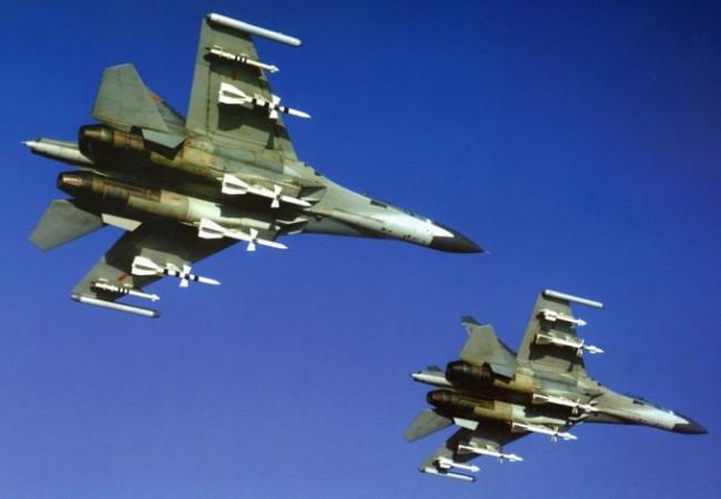 Chiến đấu cơ của không quân Trung Quốc