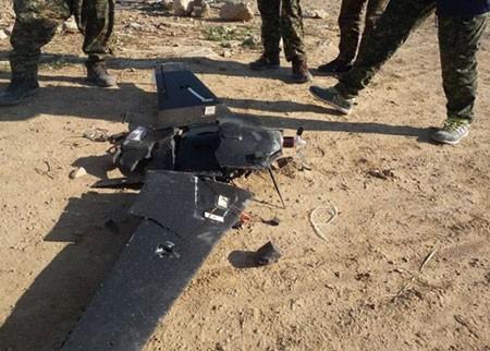 Một UAV đã được IS sử dụng