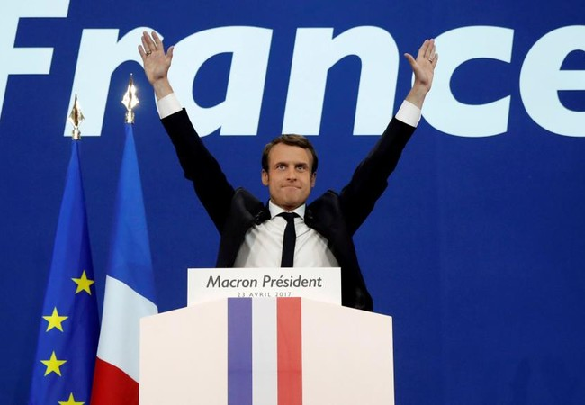 Tân tổng thống Pháp Macron