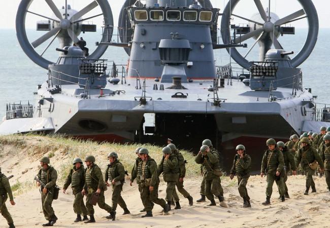 Quân đội Nga sắp tập trận quy mô lớn ở biên giới phía tây trong bối cảnh căng thẳng với NATO
