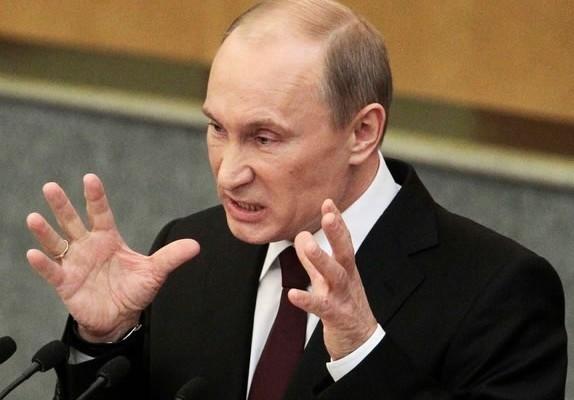 Tổng thống Putin đã có phản ứng quyết liệt trước đòn trừng phạt mới của Mỹ