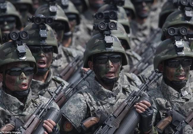 Lực lượng đặc nhiệm quân đội Triều Tiên