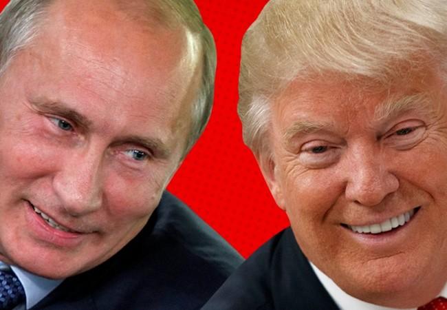 Quốc hội Mỹ đã làm khó tổng thống Donald Trump trong việc cải thiện quan hệ với Nga