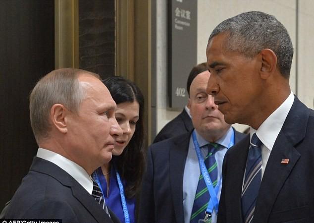 Căng thẳng giữa Nga với Mỹ và phương Tây khởi phát từ thời tổng thống Obama hiện vẫn chưa hề có dấu hiệu lắng dịu