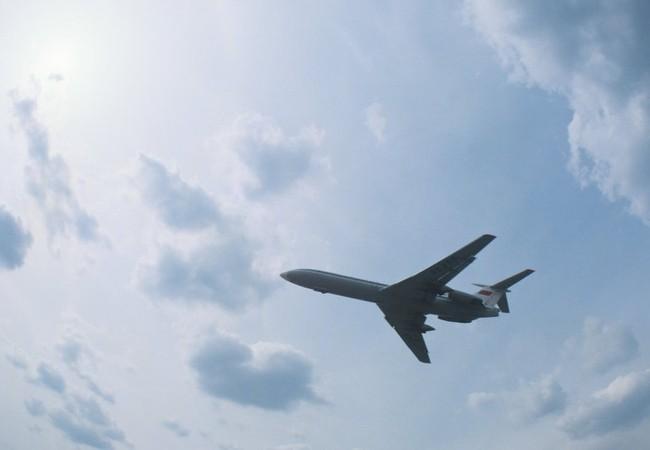 Máy bay Tu-154 của không quân Nga