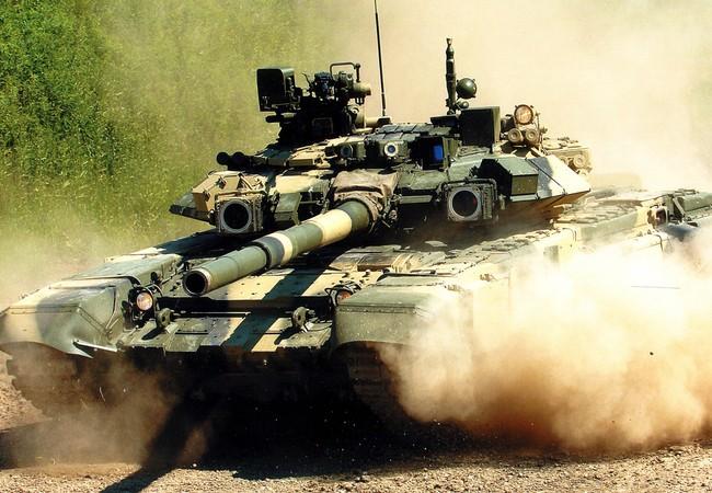 Xe tăng của Nga