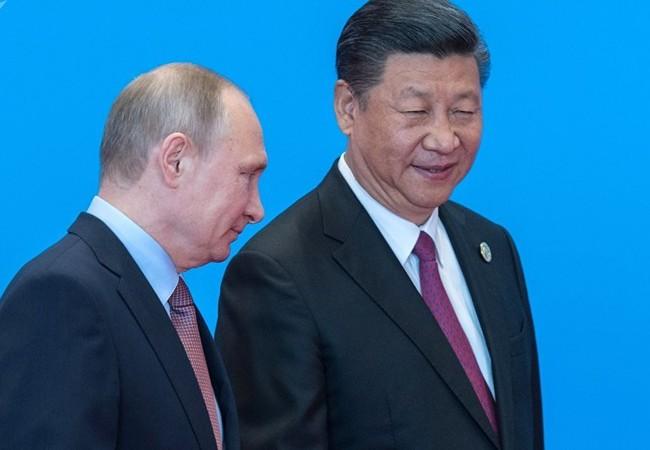 """Nga và Trung Quốc dường như đang trong """"tuần trăng mật"""" quan hệ nhưng thực tế chưa hẳn như vậy"""