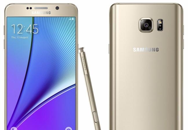 Chiếc Spen trên Samsung Note 5 với tính năng mới