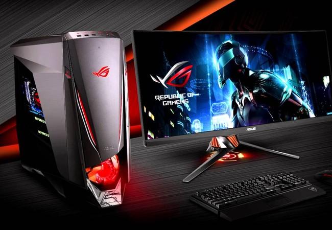 Ngắm PC chơi game Asus ROG GT51CA cấu hình khủng