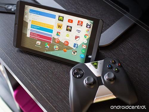 nVidia hủy dự án tablet chơi game Shield 2