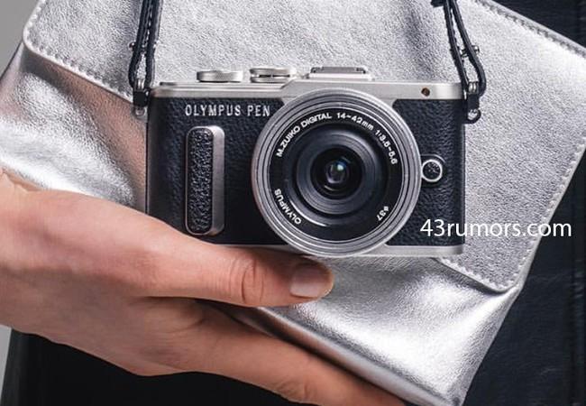 Olympus PEN E-PL8 – máy ảnh không gương lật phổ thông