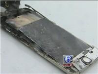 Đến lượt iPhone 6 Plus phát cháy