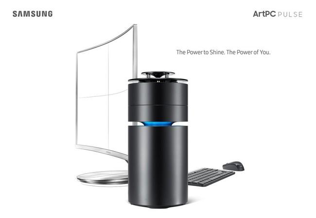 Samsung ra mắt PC 'thùng rác' ArtPC Pulse
