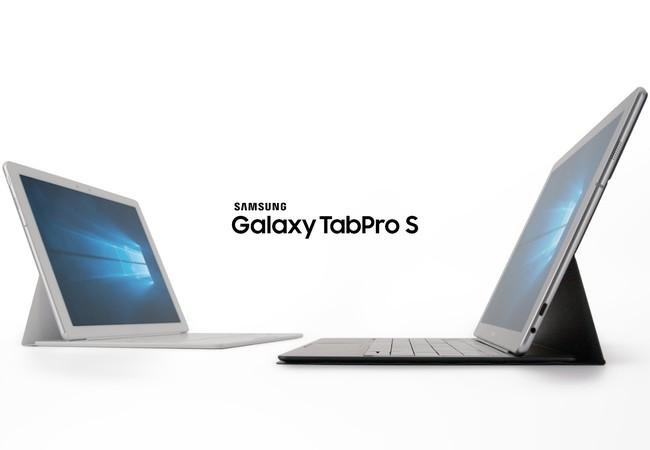Máy tính bảng Galaxy TabPro S có thêm bản màu Gold
