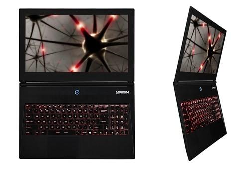 Origin PC giới thiệu laptop chuyên game siêu mỏng