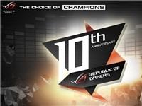 ASUS Republic of Gamers và hành trình 10 năm