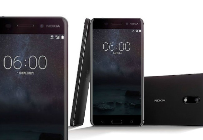 Chiêm ngưỡng smartphone Android Nokia 6