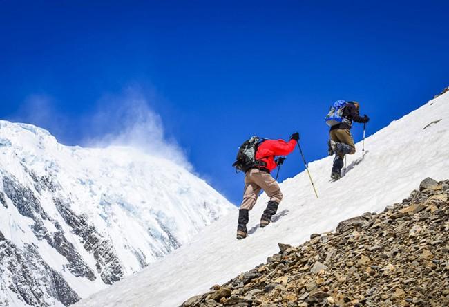 Người Mỹ sắp làm xong phim VR chinh phục đỉnh Everest