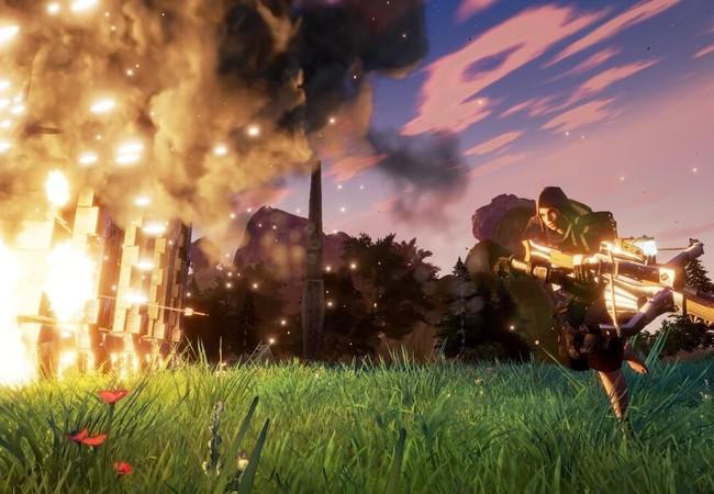 Rend - Game online siêu phẩm mới do cựu nhân viên Blizzard và Riot Games phát triển