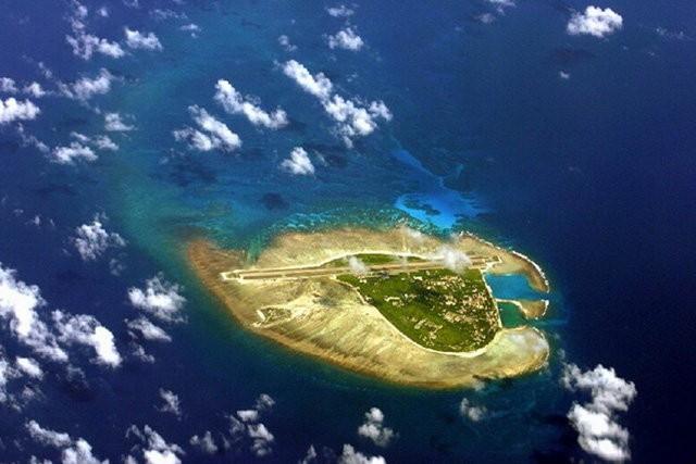 Quần đảo Hoàng Sa của Việt Nam bị Trung Quốc dùng vũ lực chiếm đóng bất hợp pháp năm 1974 - Ảnh: PhilStar