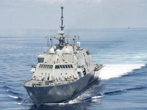 Tàu chiến Mỹ sẽ tiếp tục tuần tra ở Biển Đông