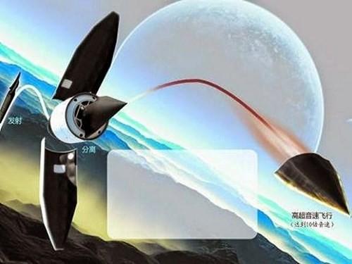 Vũ khí siêu thanh Wu-14 của Trung Quốc có thể mang đầu đạn hạt nhân