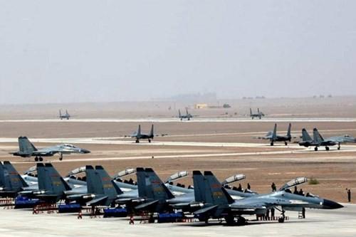 Không quân Trung Quốc, ảnh: Jeffhead.com
