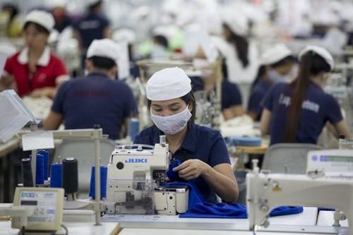 Việt Nam là một trong 12 nước tham gia đàm phán TPP. Ảnh:Bloomberg