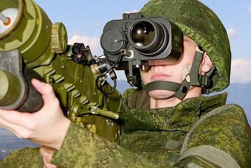 Tổ hợp tên lửa vác Verba Ảnh: topwar.ru