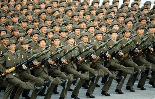 Biên giới không bình yên trên bán đảo Triều Tiên