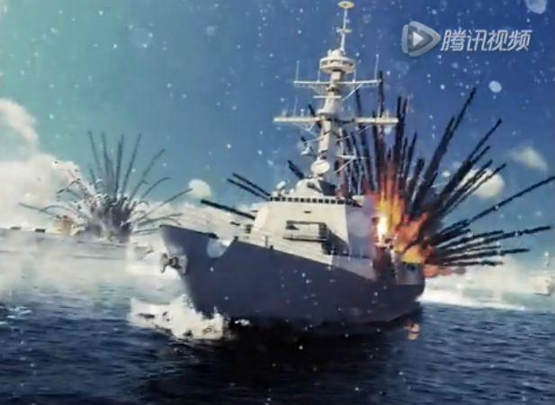 Trung Quốc tung video tấn công giả định căn cứ Mỹ