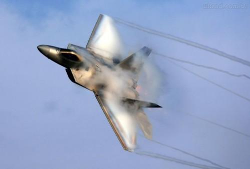 Siêu tiêm kích F-22 Raptor