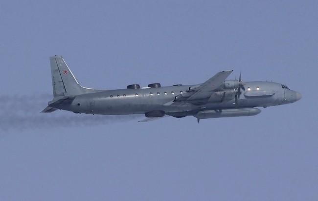 Máy bay trinh sát IL - 20