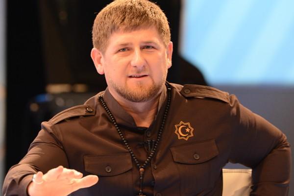 Nhà lãnh đạo Ramzan Kadyrov nước cộng hòa Chesnia