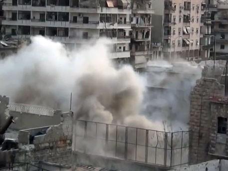 Chiến thắng đầu tiên của quân đội Syria dưới hỏa lực yểm trợ không quân Nga