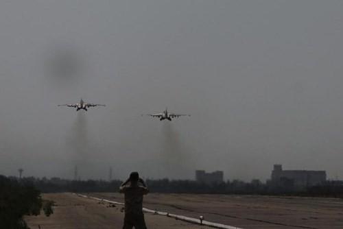 Nga mở rộng không kích, Syria bắt đầu tấn công Aleppo