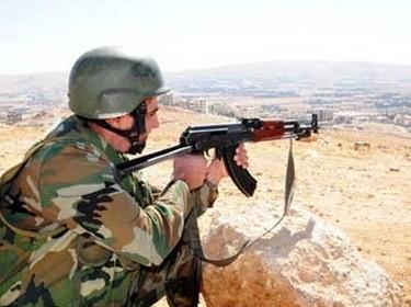 Clip: Quân đội Syria kiểm soát đường biên giới Israel