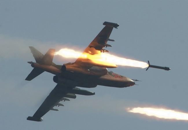 Tiếp tục không kích, Nga nỗ lực yểm trợ quân đội Syria