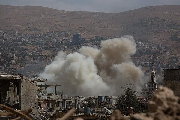Clip: Nga dội lửa kinh hoàng giúp quân Syria lật ngược tình thế
