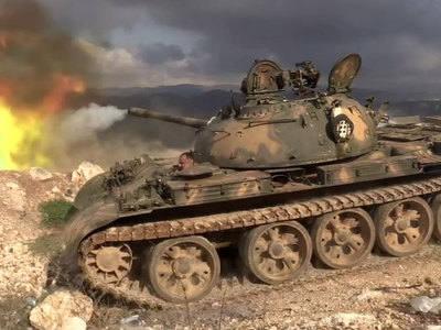 Quân đội Syria tập kích hỏa lực mở đường vào Aleppo