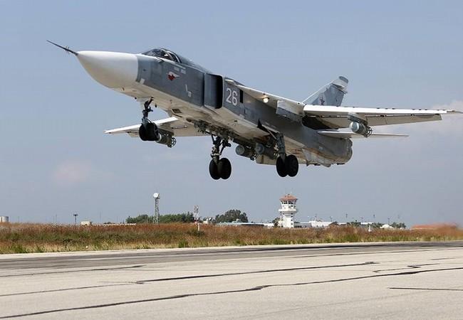 Nga tuyên bố giới hạn thời gian không kích Syria