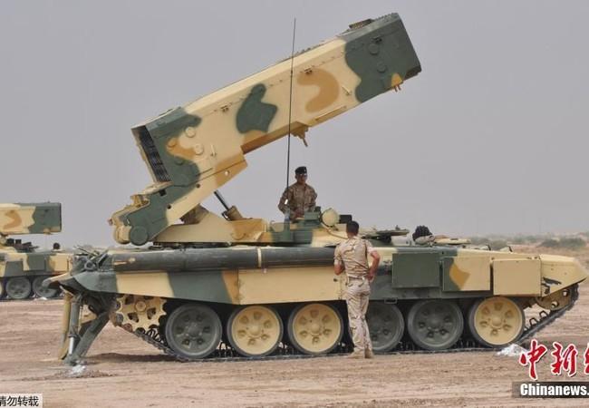 Quân đội Syria sử dụng loại pháo hiện đại nào của Nga?