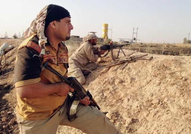 Video: Lực lượng Iraq giao chiến với phiến quân IS